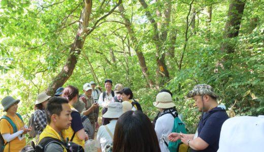 健康づくり講座「浅虫温泉 海山クア(健康)の道 ドイツ式健康ウォーキング」を開催しました。